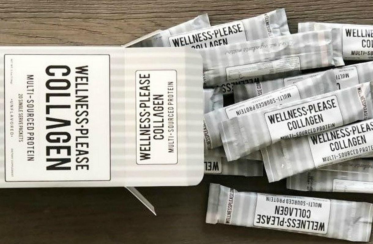 wellness please collagen free sample