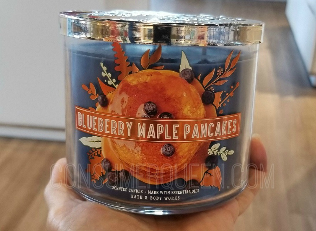3 Wick Candles $11.95 + $1 Shipping Today Only at Bath & Body Works *EXPIRED*