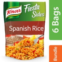 (6 Pack) Knorr Spanish Rice Fiesta Rice Side Dish, 5.6 oz - Walmart.com