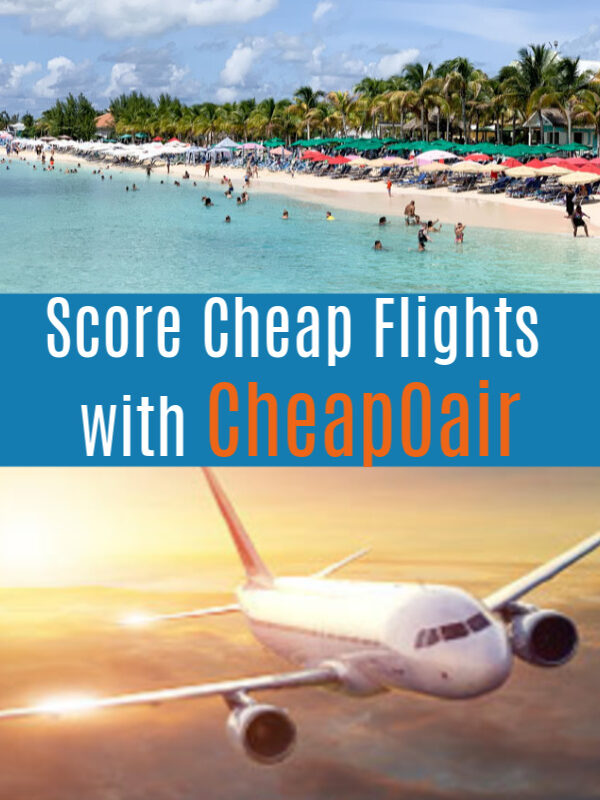 Score Cheap Flights with CheapOair