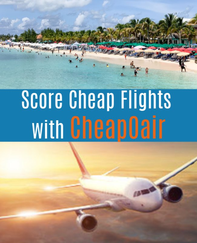 Score Cheap Flights With Cheapoair Learn More Here