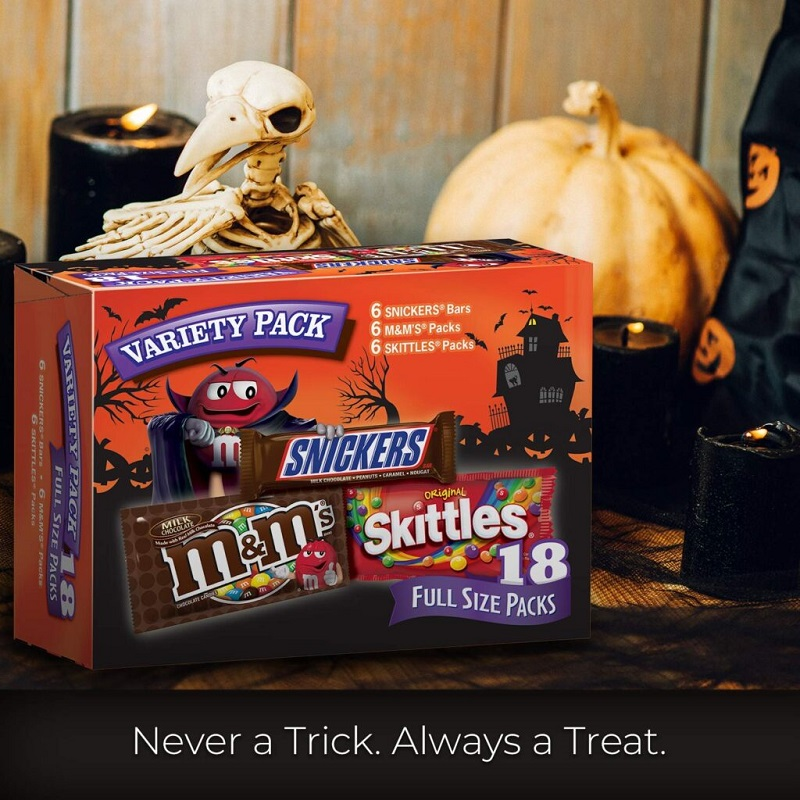 Mars Halloween Candy Amazon Deals!