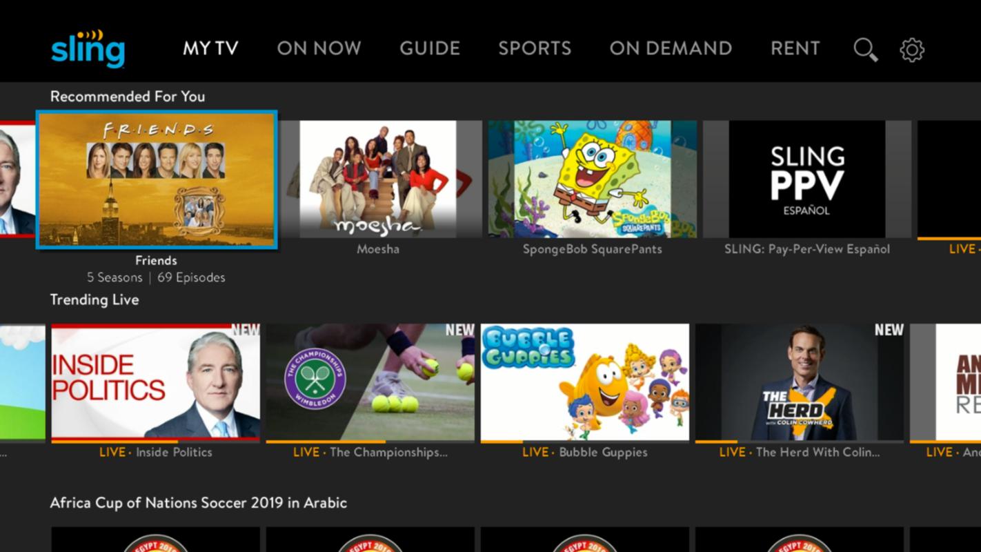 Sling TV News: Google Nest and Nest Hub Max now Support Sling TV!