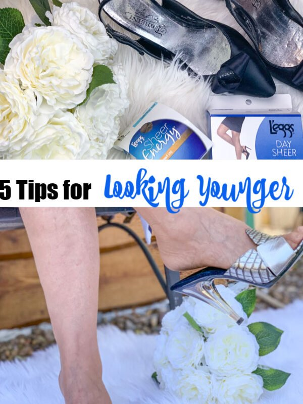 5 Tips for Looking Younger with L'eggs®