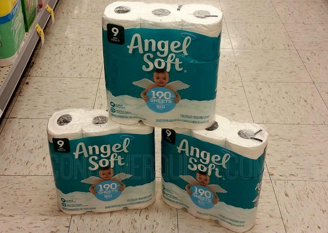 angel soft 9 big rolls at walgreens