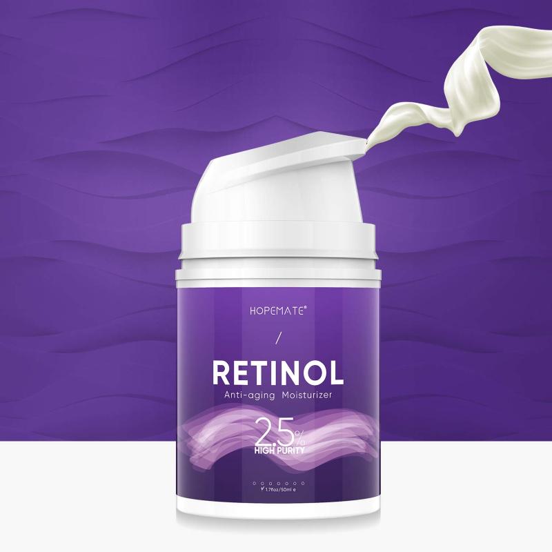 Anti-Aging Retinol Cream 80% off on Amazon – just $8.00!