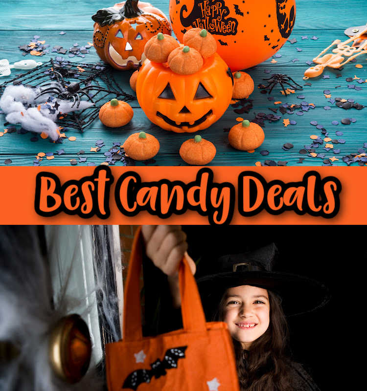 The Best Halloween Candy Deals This Week