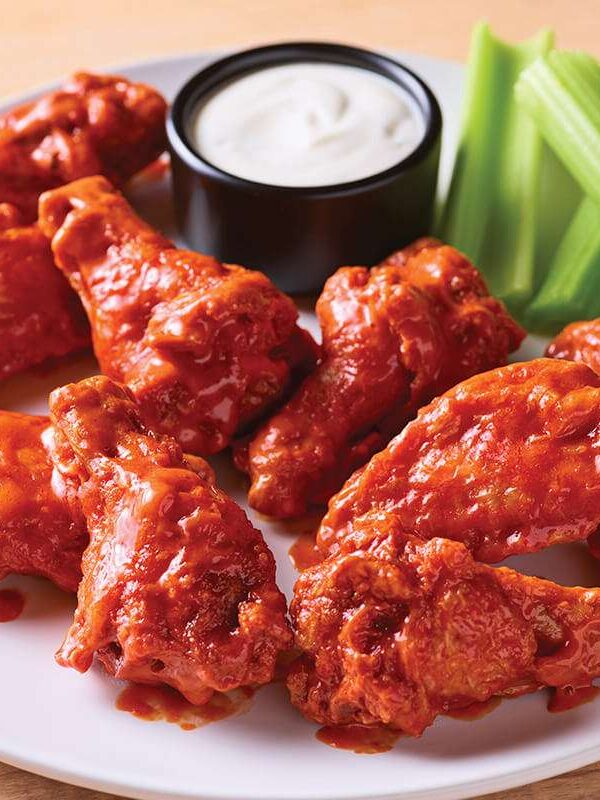 boneless wings 25¢ each at Applebees