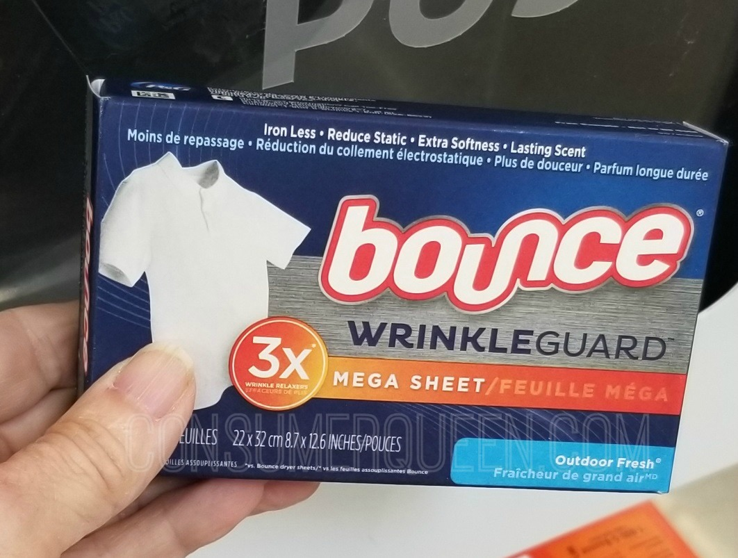 bounce wrinkle guard from the freeosk