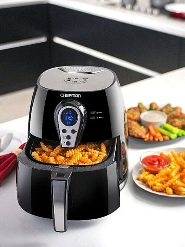chefman 2.5 quart digital air fryer at best buy