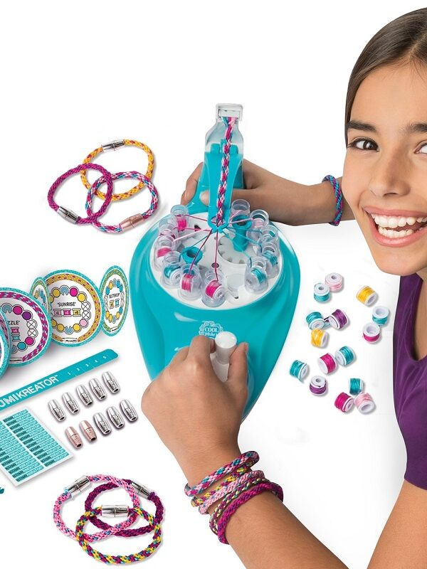 Cool Maker KumiKreator Friendship Bracelet Maker Kit Only $9.97 at Walmart (Reg. $30)