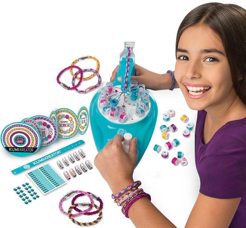 Cool Maker KumiKreator Friendship Bracelet Maker Kit Only $9.97 at Walmart (Reg. $30)
