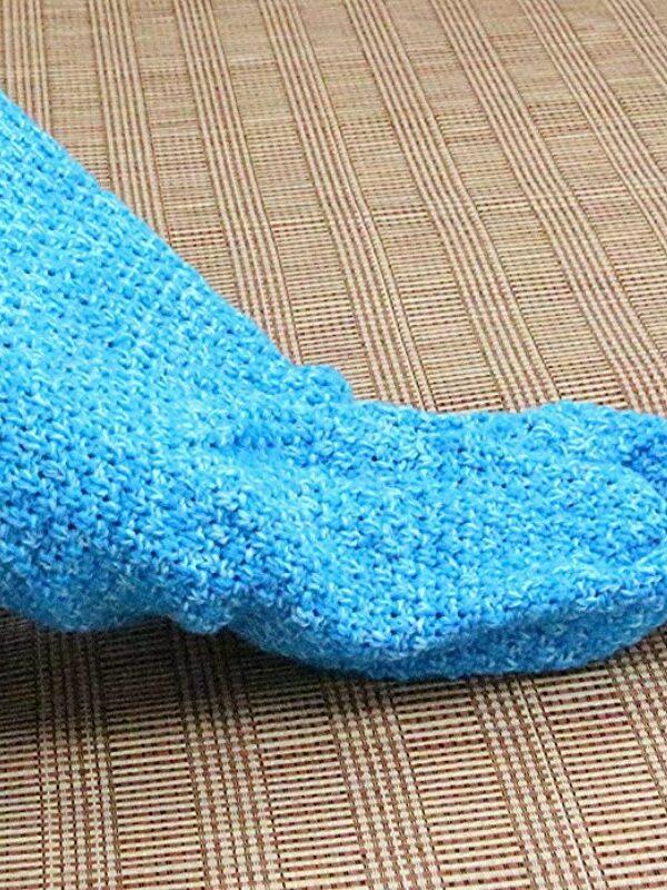 crochet mermaid blanket on amazon