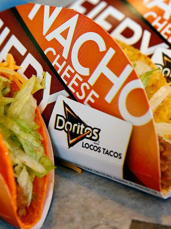 FREE Taco Bell Doritos Locos Taco Coming! 🌮🌮