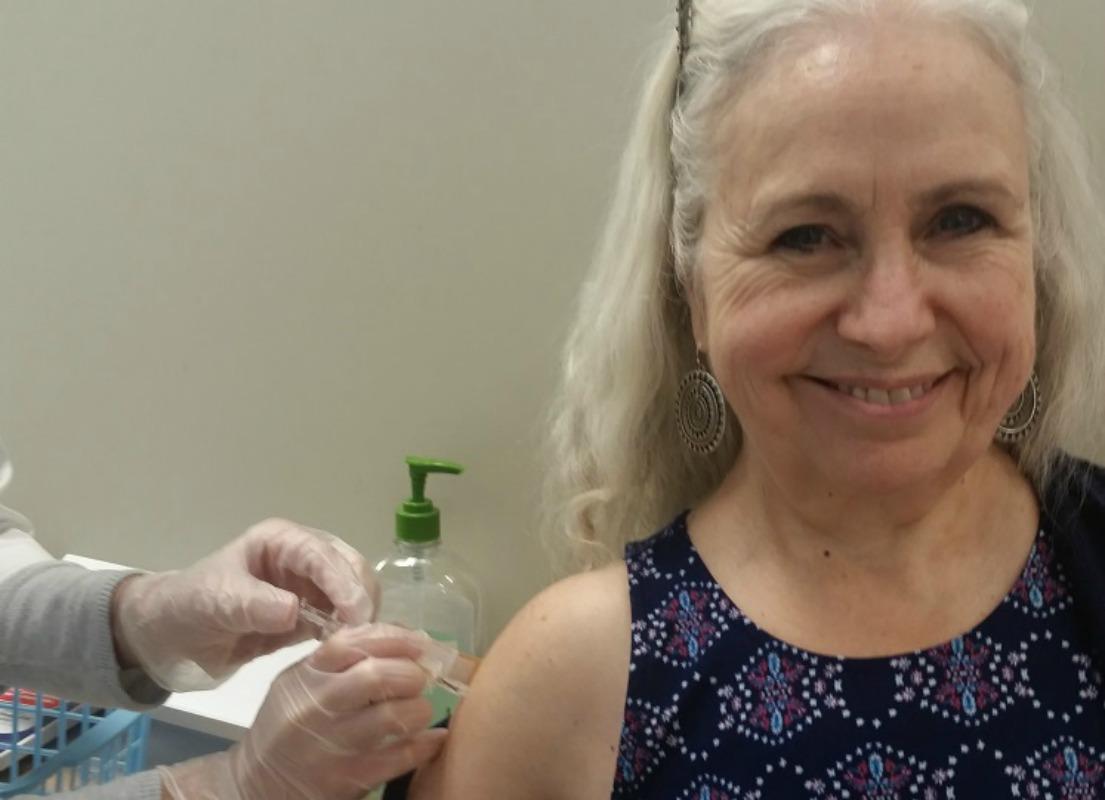 get your flu shot at Target CVS