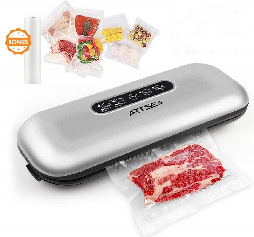 Food Vacuum Sealer System – 80% off! Just $44.00 on Amazon!