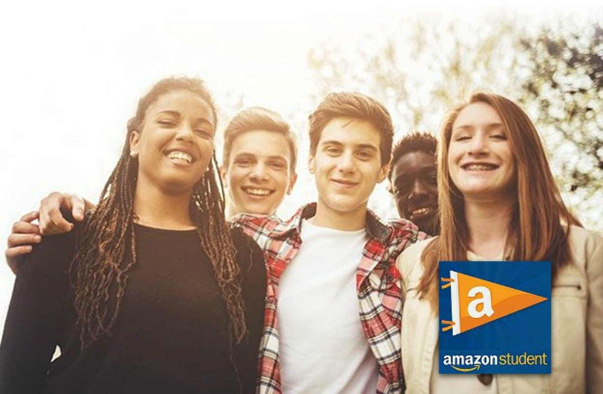 FREE 6 Month Amazon Prime Membership for College Students!