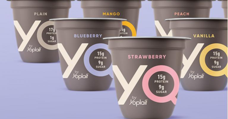 Free YQ yogurt at Kroger