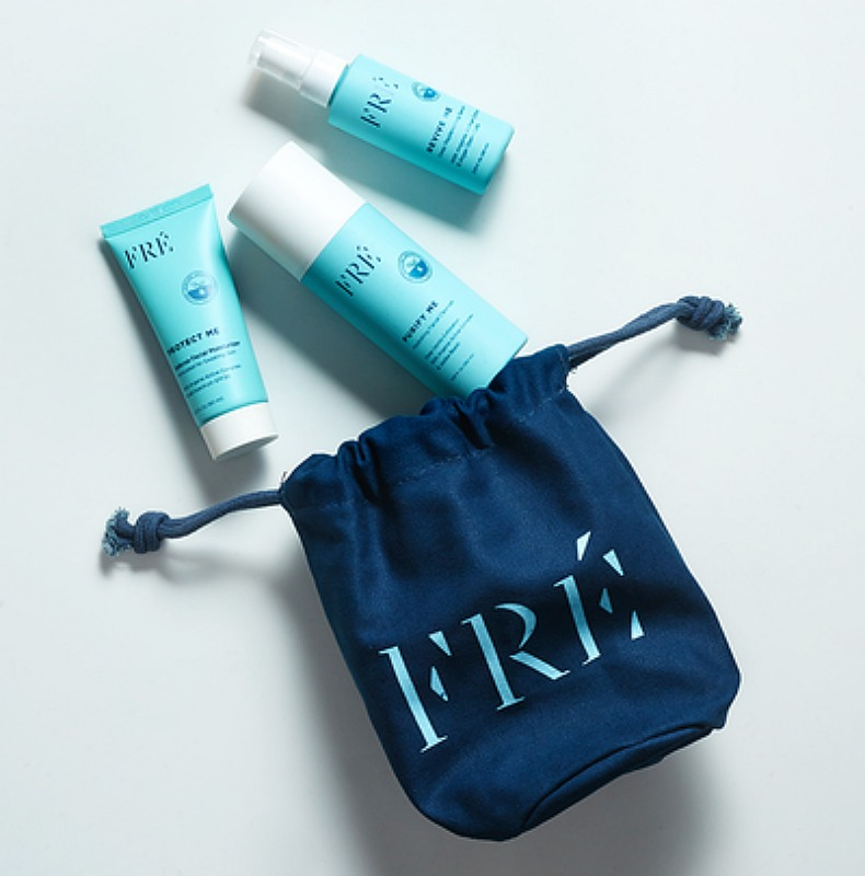 FREE Fré Skin Care Sample Pack!