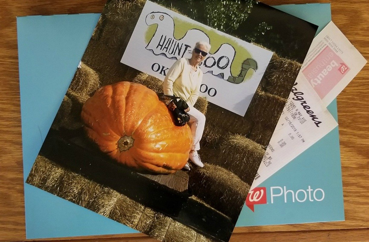 FREE 8×10 Photo at Walgreens – Get Your Code!