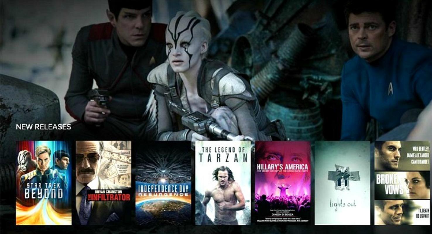 Fandango Movie Rental FREE for Sprint Customers