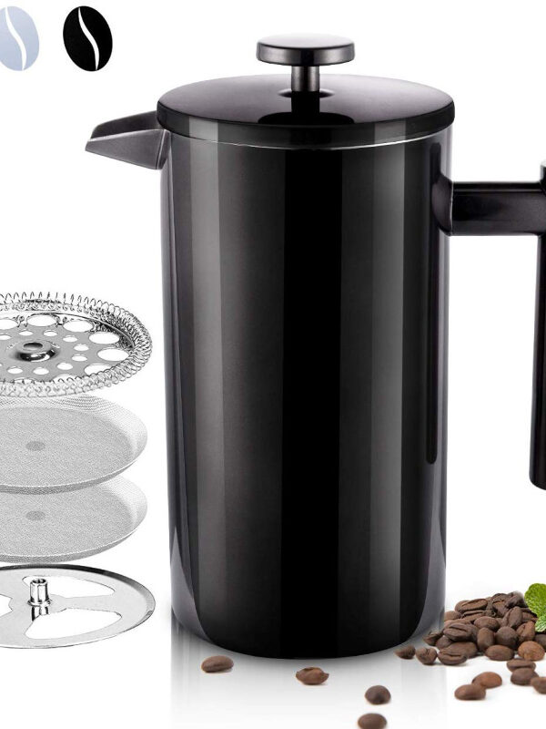 French Press Coffee Maker just $10.50 on Amazon – 65% off!