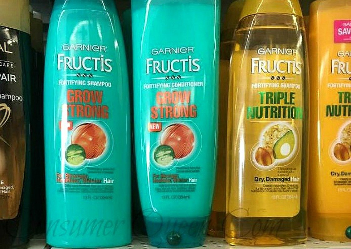 Garnier Fructis Hair Care & Suave Professionals Only $1.00 Each at CVS