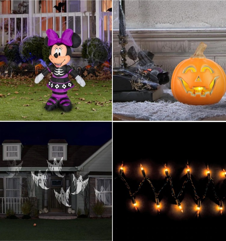 Halloween Lighting & Decor 50% Off at Lowes – Halloween Projectors Just $9.99!