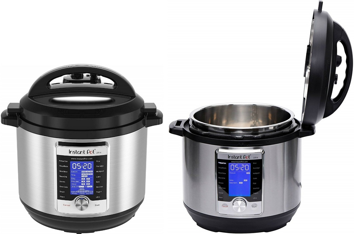 instant pot ultra 8 quart on amazon