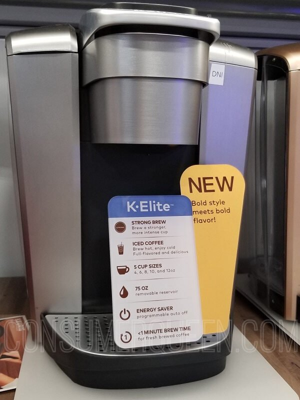 Keuig K Elite Coffee Maker