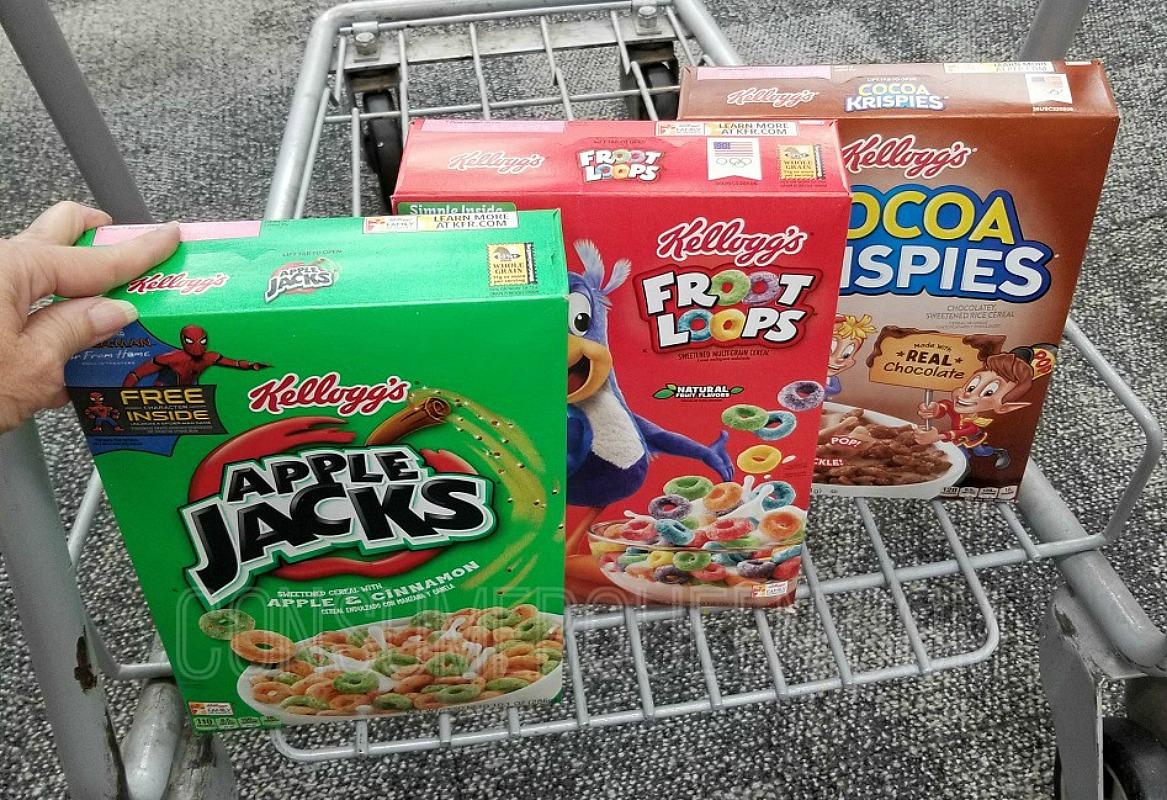 Frozen 2 Movie Snack Cash – Free $6 WYB Kellogg's Cereals