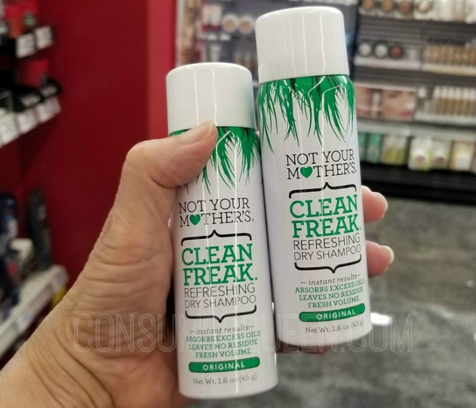NYM Clean Freak Dry Shampoo Only 97¢ at CVS After Rewards!