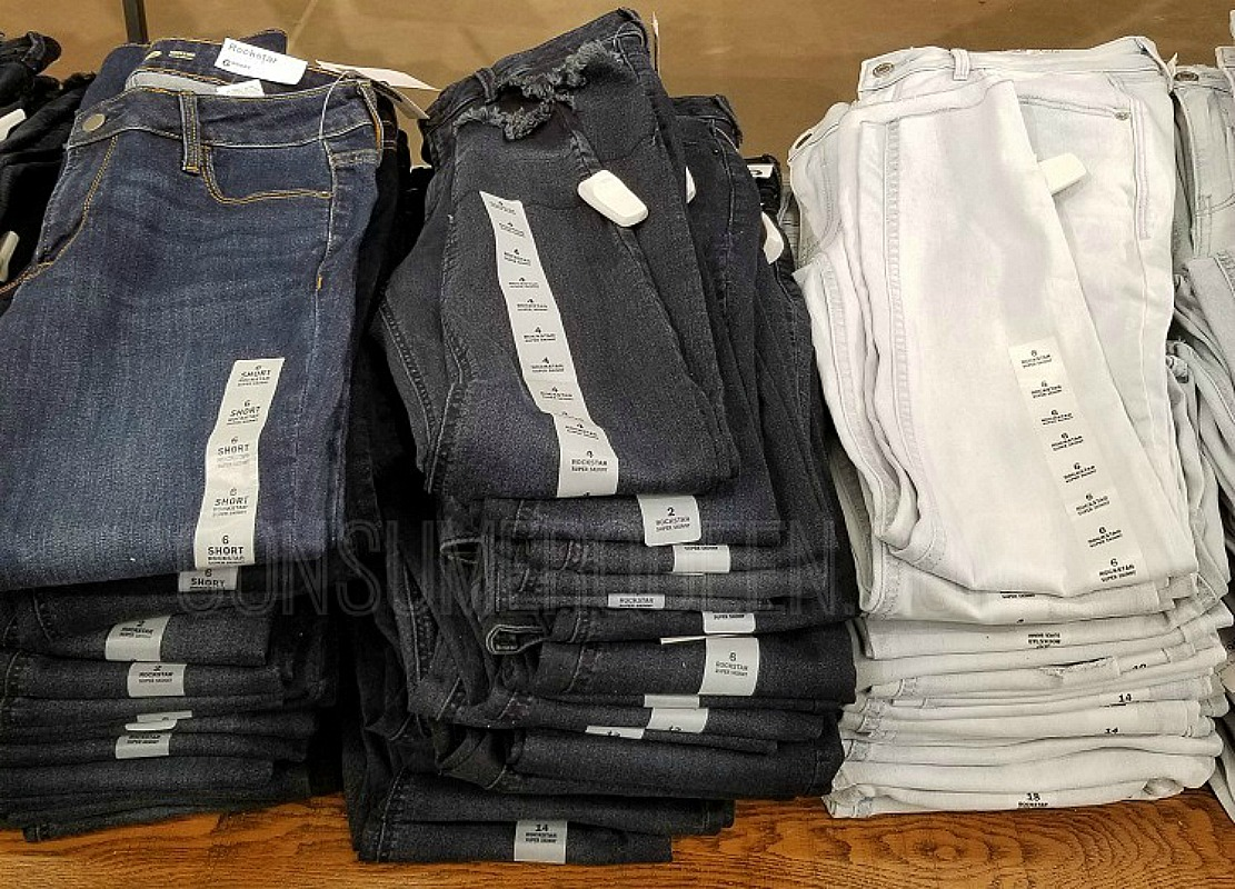 Old Navy Jeans $10 to $12 *EXPIRED*