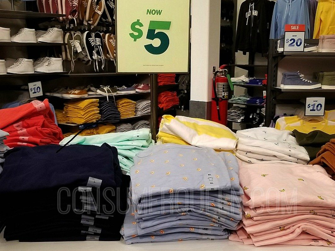 Old Navy Tees $5 + FREE Shipping (Today Only) *EXPIRED*