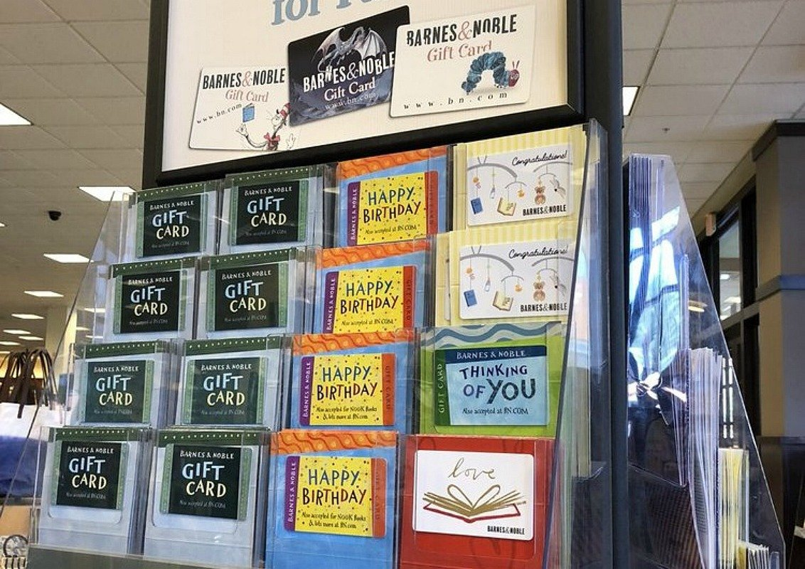 Verizon Up Rewards Members – Possible FREE $5 Barnes & Noble Gift Card
