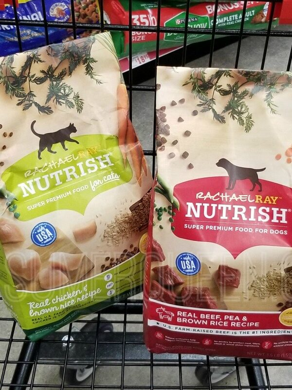 Rachael Ray Nutrish Pet Food as Low as $2.95 at Family Dollar (Reg. $5.95!)