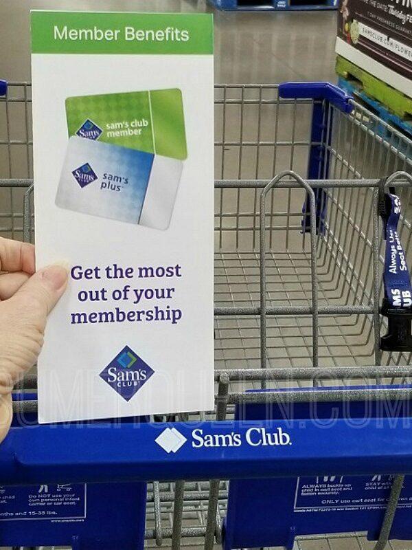 sams clum membership packages