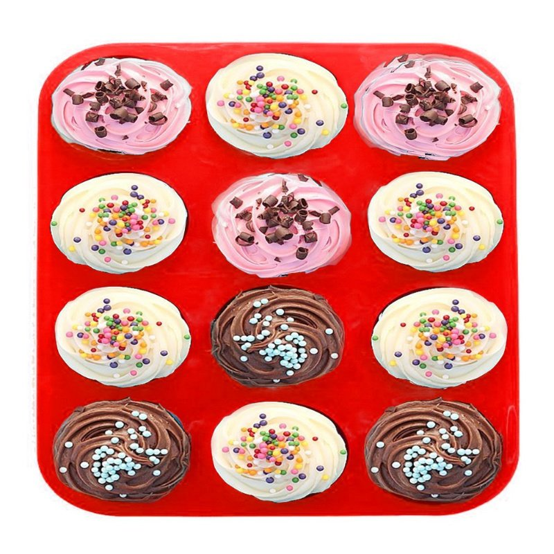 Silicone Muffin Pan just $4.80 on Amazon – 60% off!