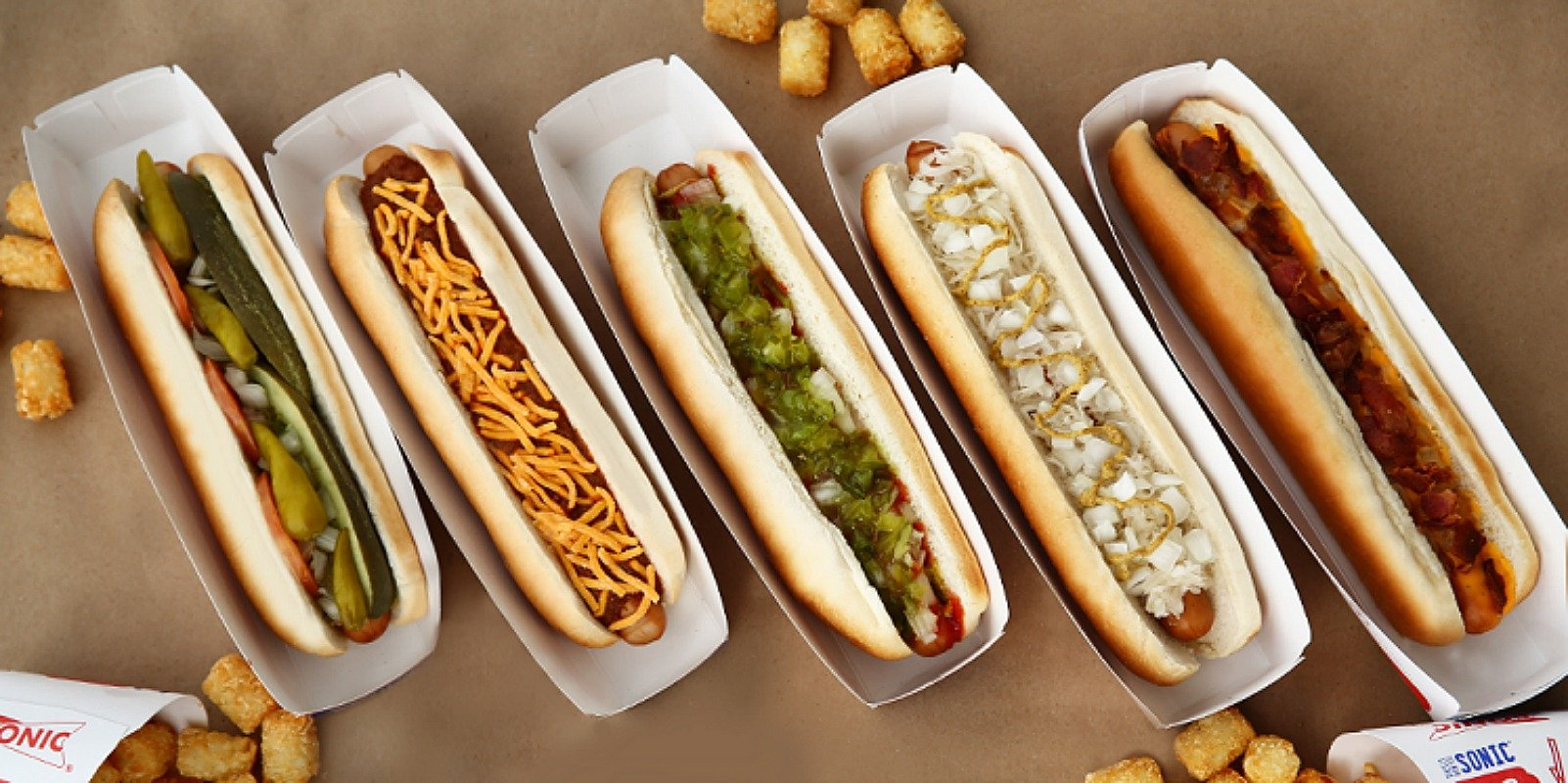 Footlong Quarter Pounder Coney Just $1.99 This Month at Sonic