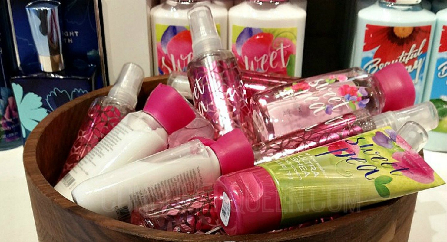 Travel Size Items Only $2.50 at Bath & Body Works – *EXPIRED*