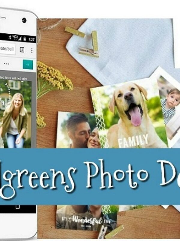 Walgreens Photo Deals 2/16 – 2/22: 50% Off Everything Photo & More!