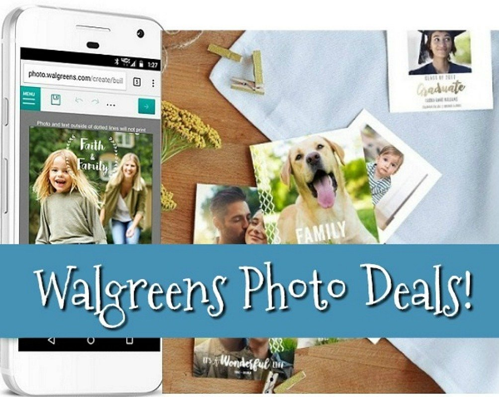 walgreens photo deals