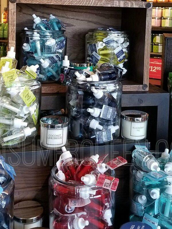 Wallflower Refills $3.95 (Reg. $7.50) at Bath & Body Works