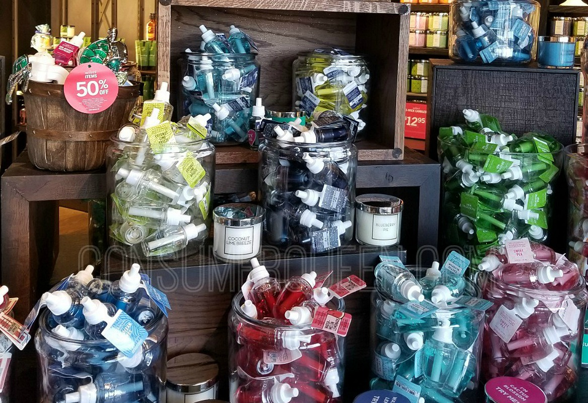 Wallflower Refills 7 for $24 at Bath & Body Works *EXPIRED*