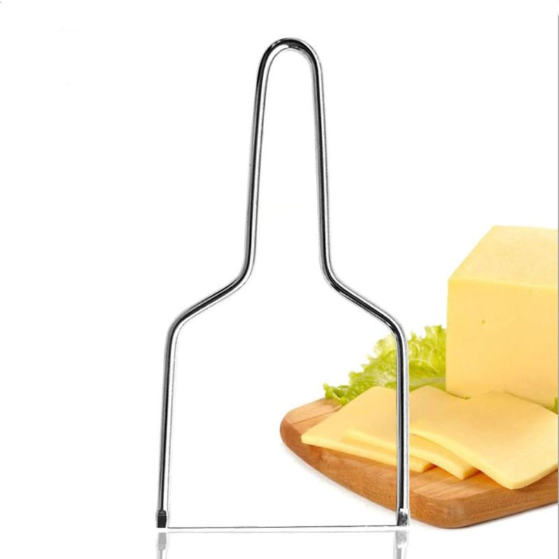 Wire Cheese Slicer – Stainless Steel Cutting Tool just $3.81! 65% off on Amazon!