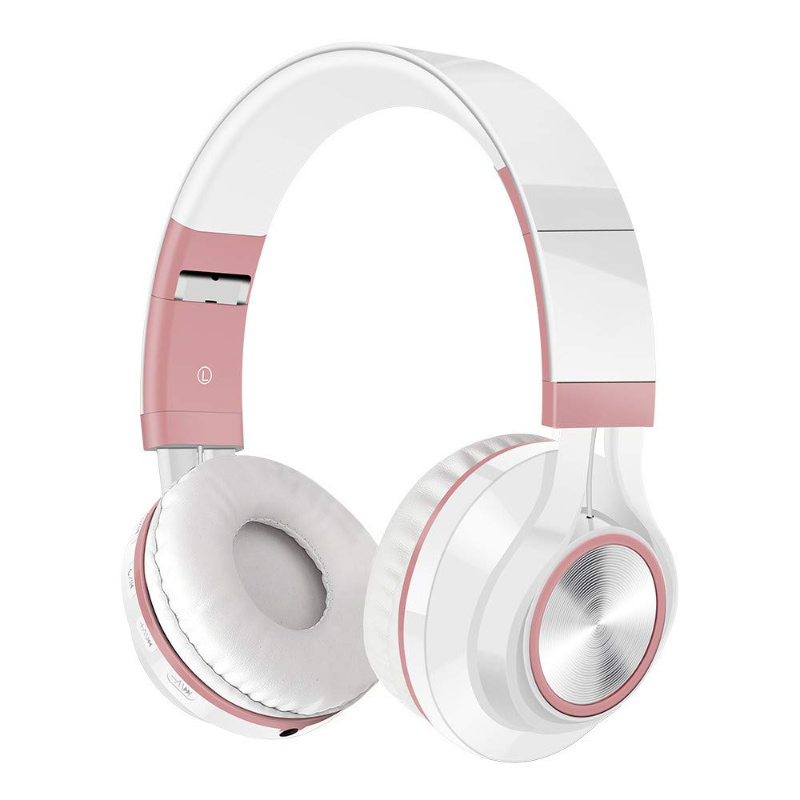 Wireless Foldable Headphones in 3 colorways – only $3.81 on Amazon!