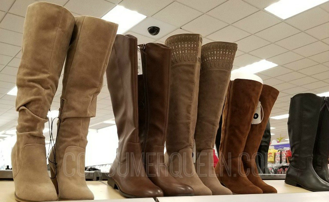 Women's Boots $15.99 at Kohl's - Today