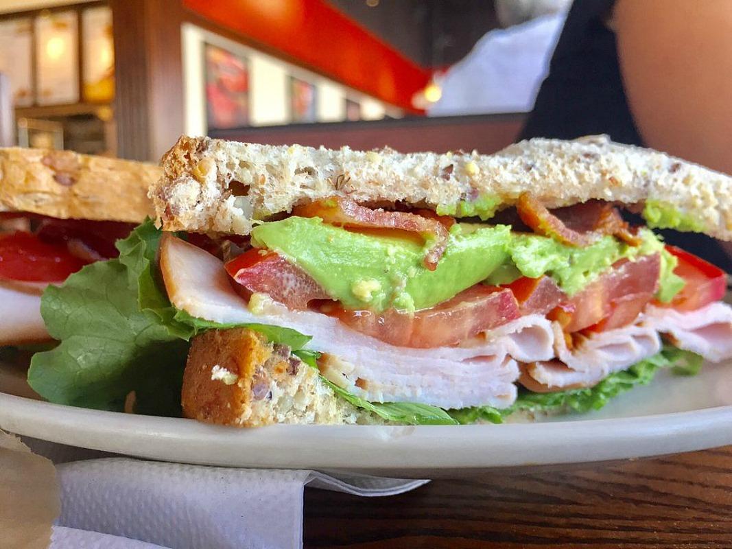 BOGO FREE Corner Bakery Cafe Sandwich or Panini Coupon