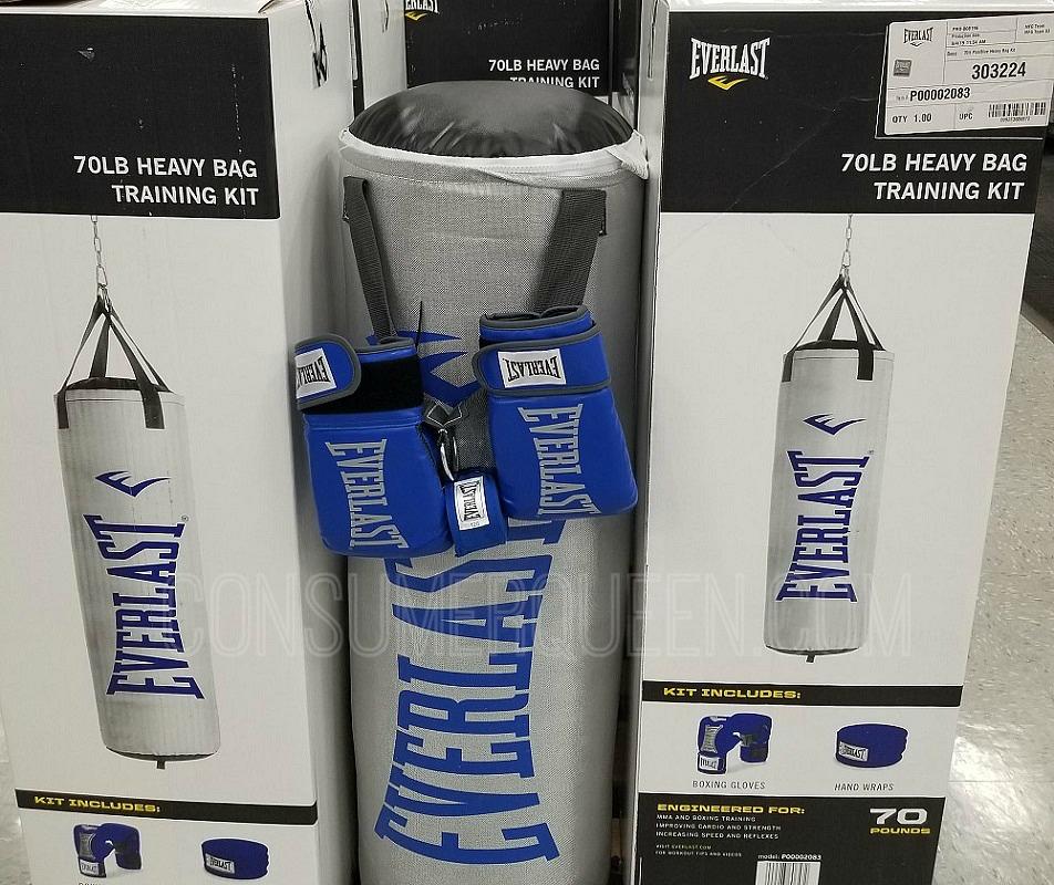 Everlast Heavy Training Kit JUST $44.99 (Reg. $90!)