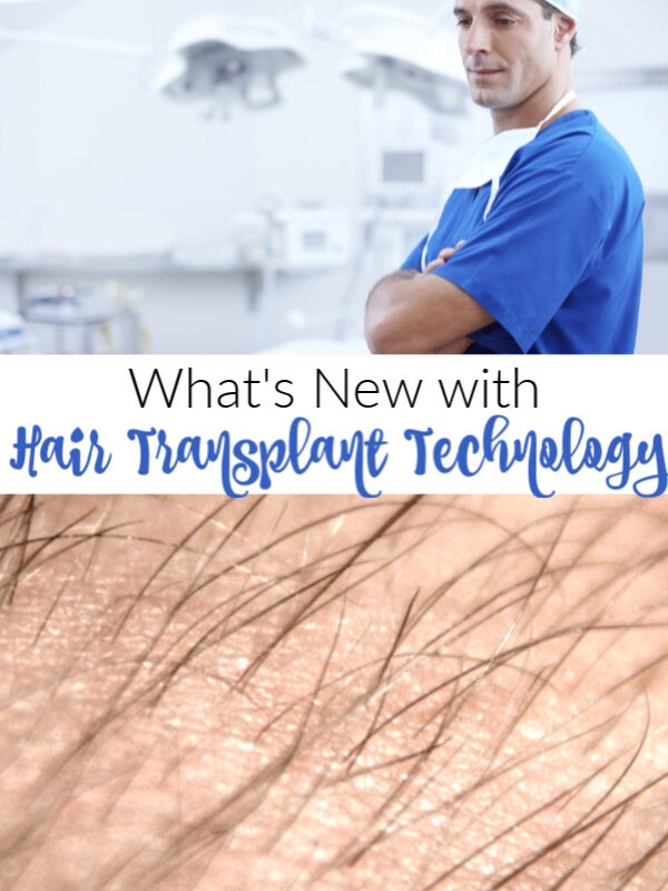 How Has Technology Revolutionised the Hair Transplant Procedure